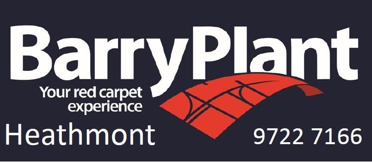 Barry Plant Heathmont